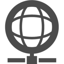インターネット ネットワークの無料アイコン 京なかgozan
