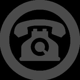 無料ダウンロードできる電話のアイコン素材 4 京なかgozan